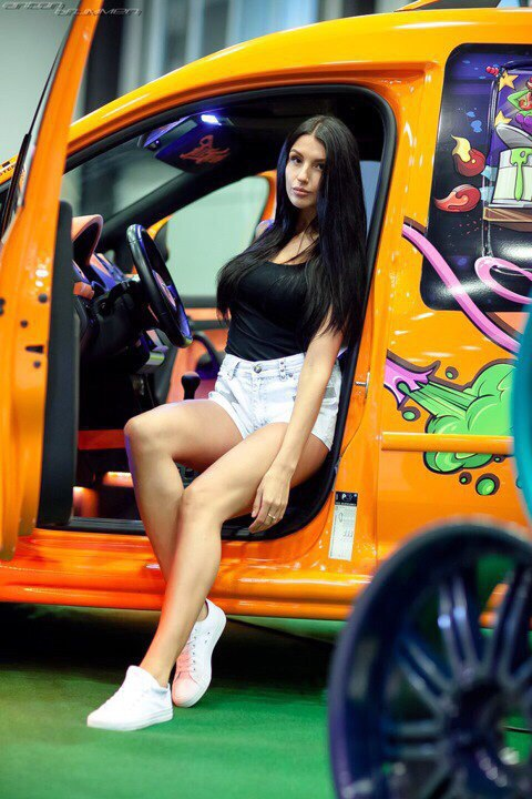 Moscow Tuning Show 2014